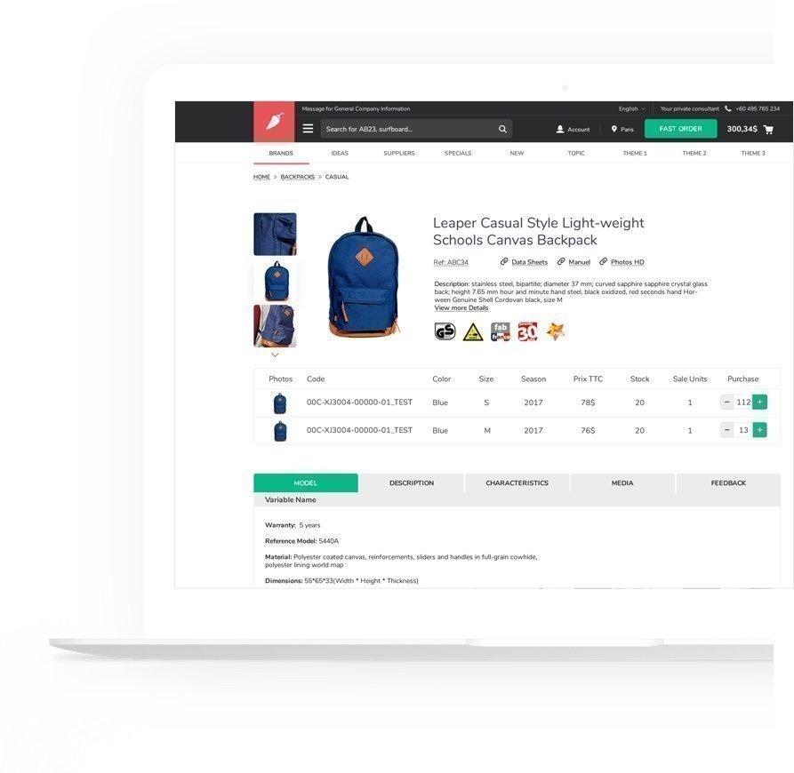 Mejora la distribución de tus productos
